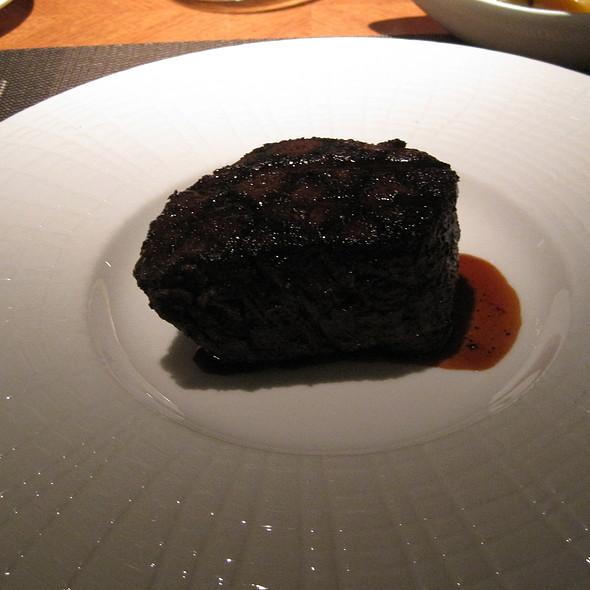 Filet Steak - Sidecut Modern Steak + Bar – Four Seasons Resort, Whistler, BC
