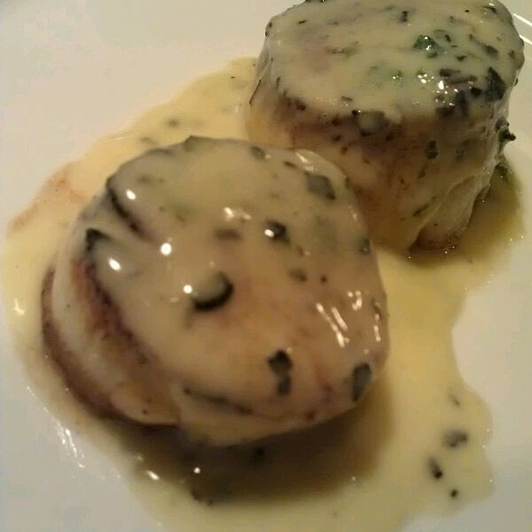 Scallops With Truffles - Tony's - St. Louis, St. Louis, MO