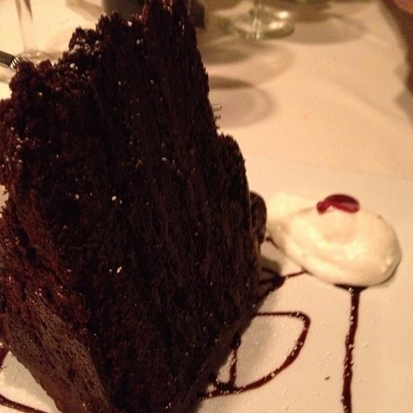 7 Layer Chocolate Cake - Pescatore BYOB, Bala Cynwyd, PA