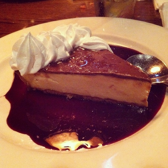 Peanut Butter Mousse Tart - John Harvard's Brewery and Ale House, Lake Grove, NY