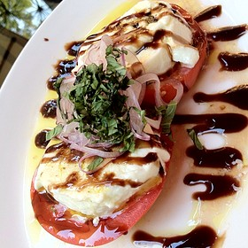 Caprese Salad - 529 Wellington, Winnipeg, MB