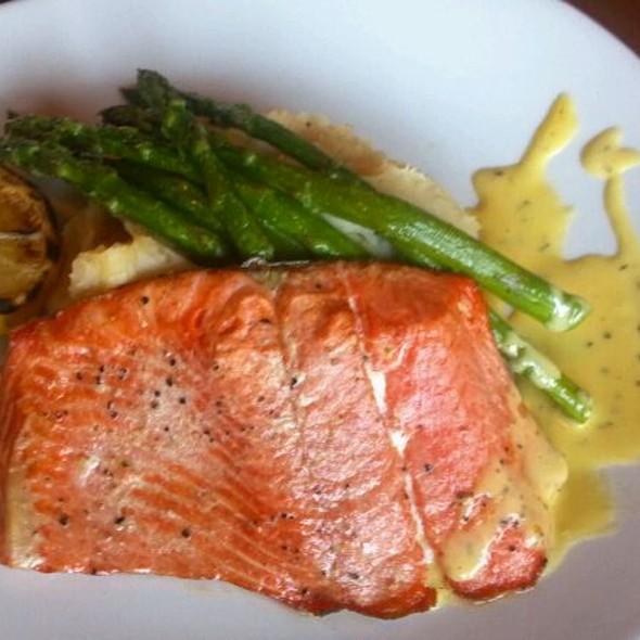 Grilled Salmon - C.I. Shenanigans, Tacoma, WA