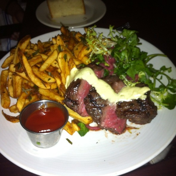 Ribeye Steak - CRU Nantucket, Nantucket, MA