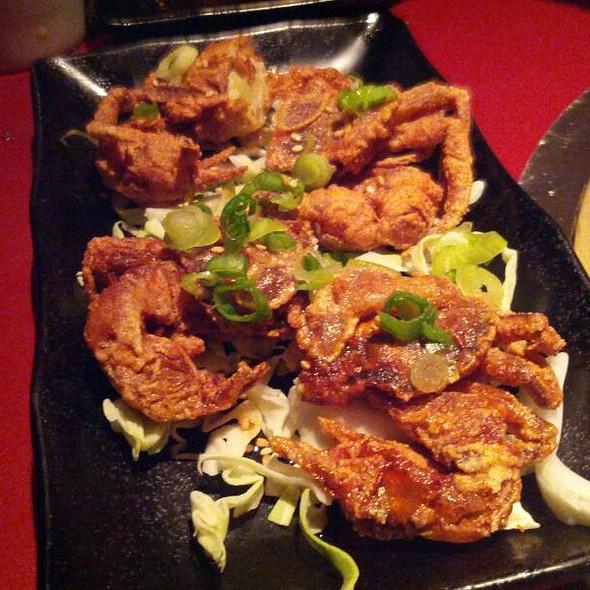 Soft Shell Crab - Gyu-Kaku - Tustin, Tustin, CA