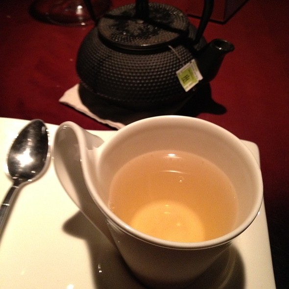 Green Tea - Porfirio's - Polanco, Mexico, CDMX
