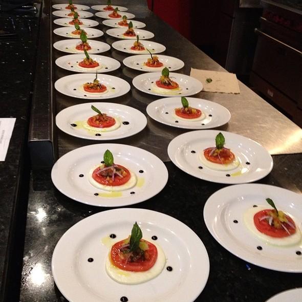 Tomato Caprese - Noto's Old World Italian Dining, Grand Rapids, MI