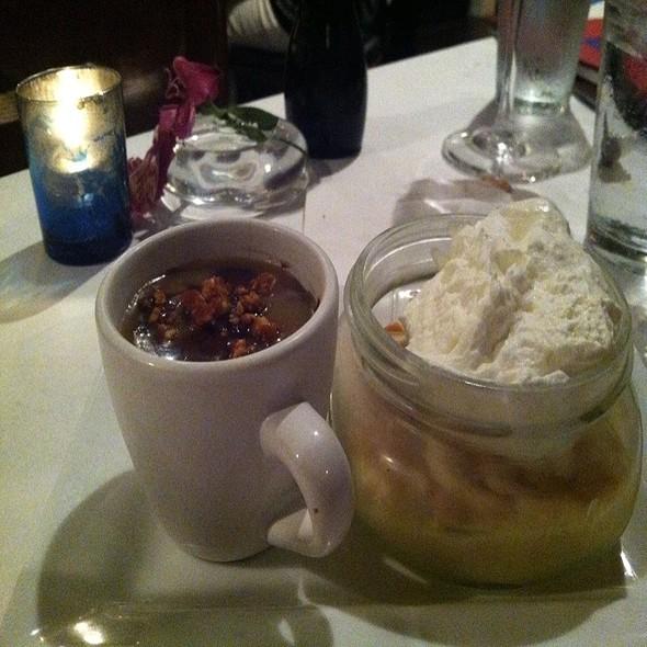 Duo Of Puddins  - Stella's Bistro - Simpsonville, Simpsonville, SC
