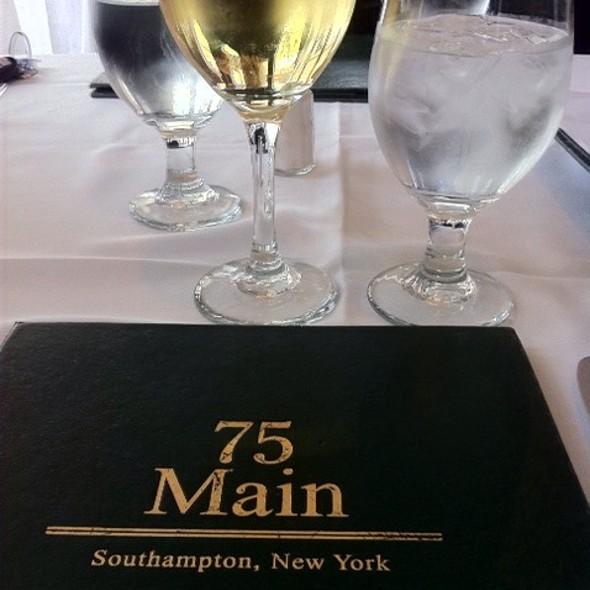 Sauvignon Blanc - 75 Main, Southampton, NY