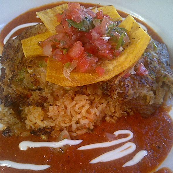 Crispy Red Snapper - Ortega's  A Mexican Bistro, San Diego, CA