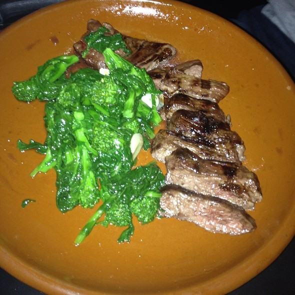 Skirt Steak - Tre Otto, New York, NY