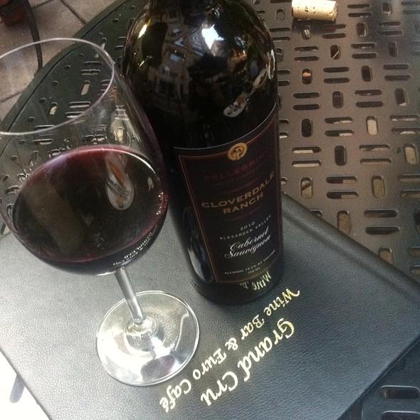 Cabernet Sauvignon - Grand Cru Wine Bar & Bistro, Arlington, VA
