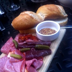 charcuterie - Grand Cru Wine Bar & Bistro, Arlington, VA