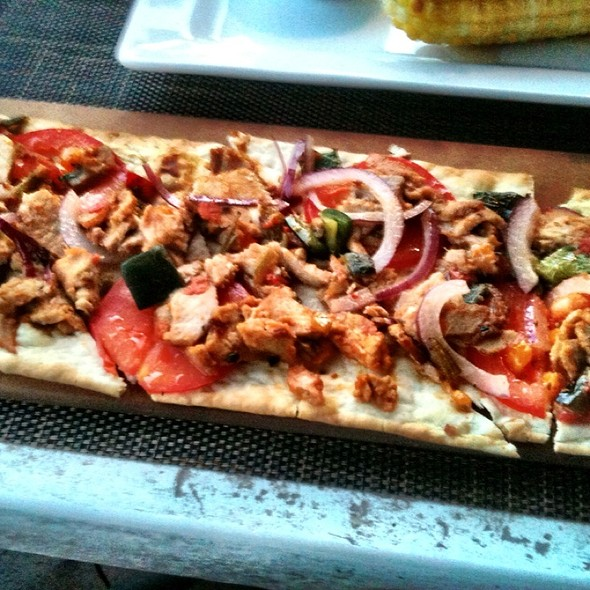 Flatbread Taco - Seasons 52 - Kansas City, Kansas City, MO