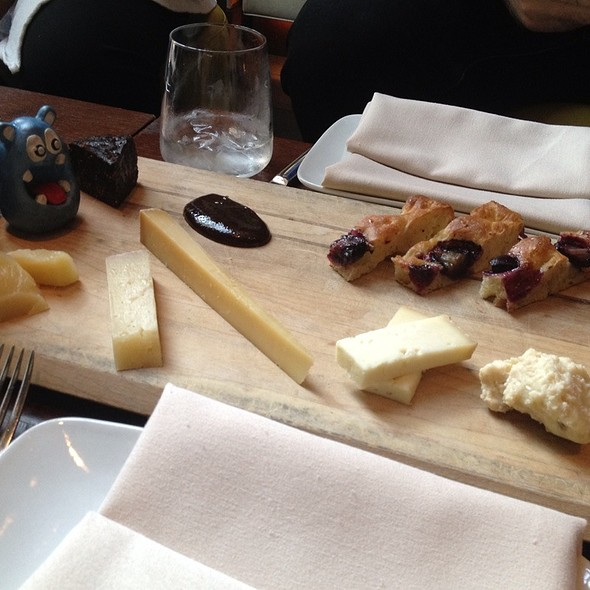 Cheese Plate - Bibiana, Washington, DC