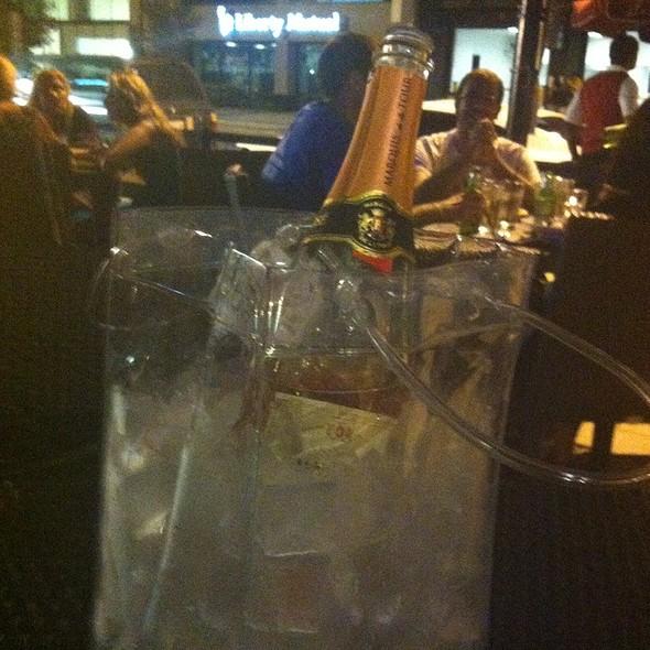Brut Rose Champagne - Barcode, Washington, DC