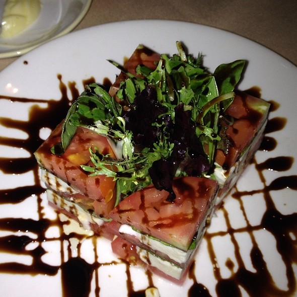 Tomato Caprese - Don Vito's Italian - South Point Casino, Las Vegas, NV