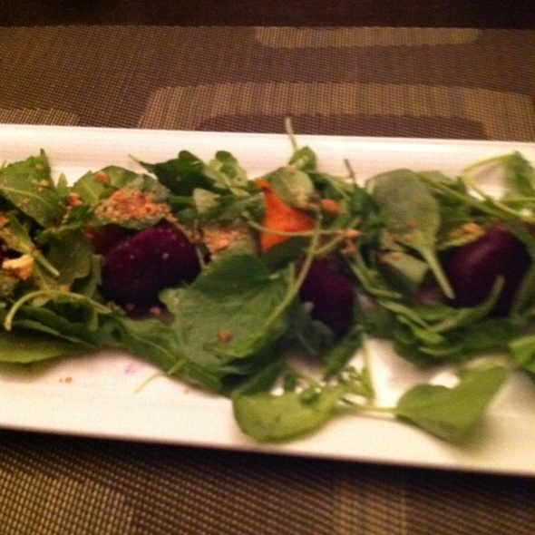 Beet Salad - BANK, Minneapolis, MN