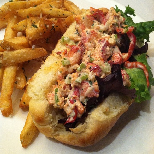 lobster roll - The Capital Grille - Dallas - Uptown, Dallas, TX