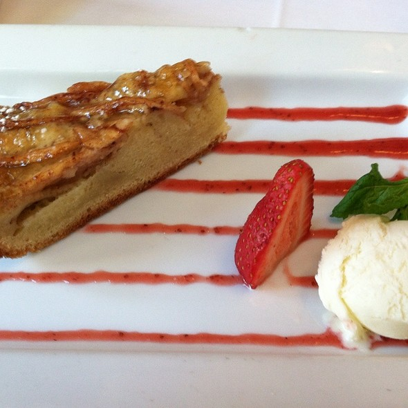 Apple Cake - Vivolo, New York, NY