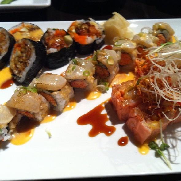 Sushi - hiko-A-mon Modern Japanese Sushi Bar & Fish Market, Louisville, KY