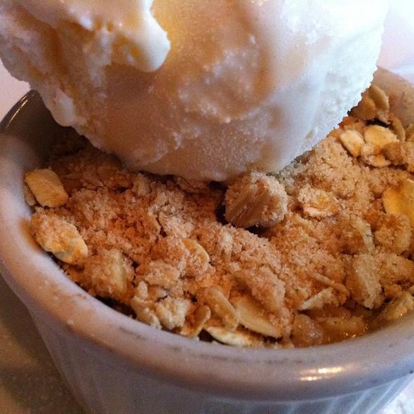 Berry Cobbler - Jake's Grill - Portland, Portland, OR
