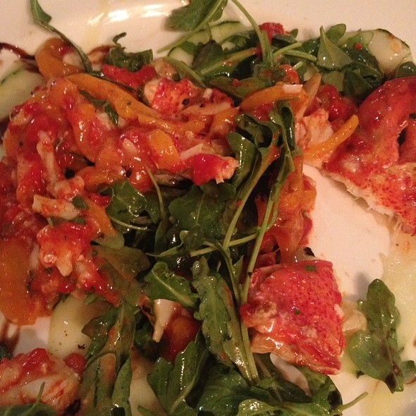 Lobster Salad - Celestino, Pasadena, CA