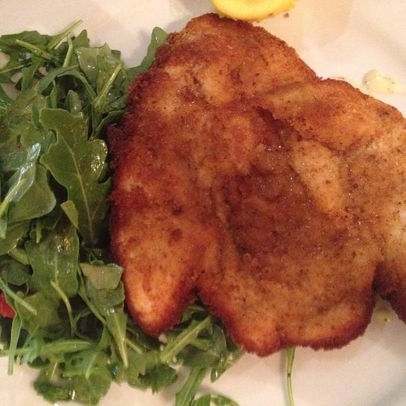 Chicken Milanese - Celestino, Pasadena, CA