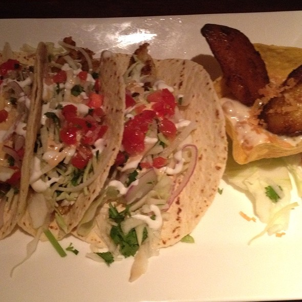 Cabo Fish Tacos - Tommy Bahama Restaurant & Bar - The Woodlands, The Woodlands, TX