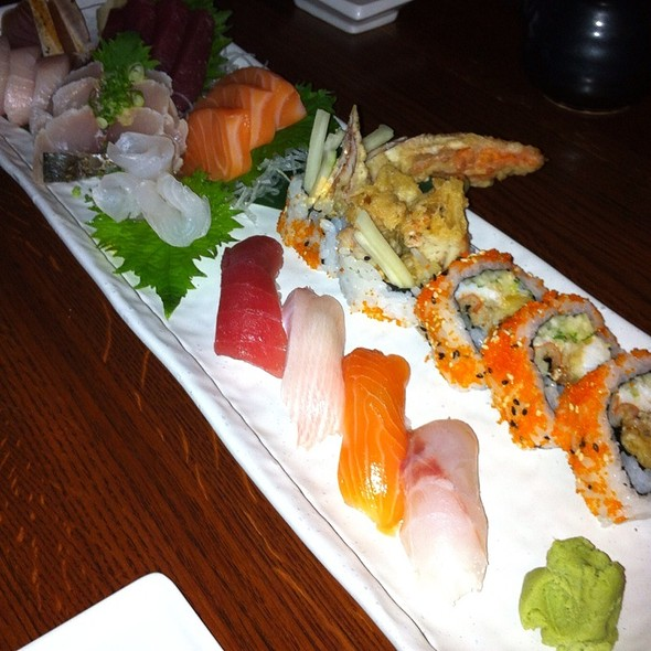Assorted Sashimi & Sushi - Osaka - Chestnut Hill, Philadelphia, PA