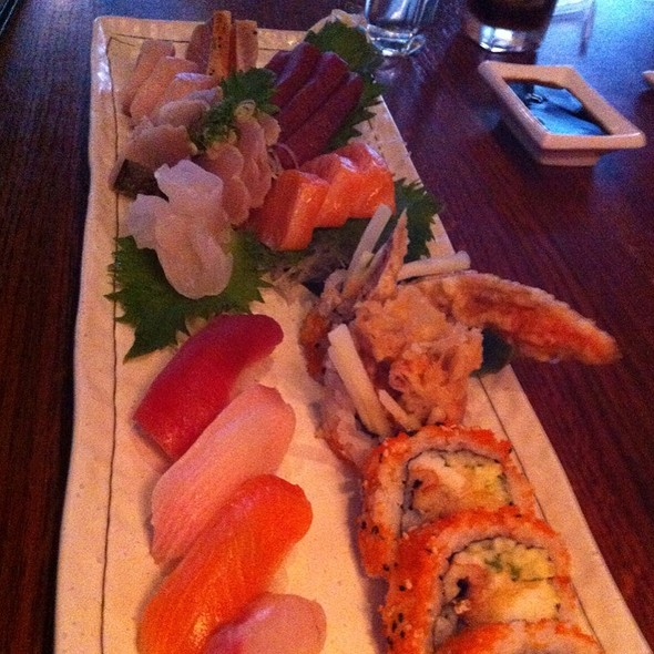Assorted Sushi & Sashimi - Osaka - Chestnut Hill, Philadelphia, PA