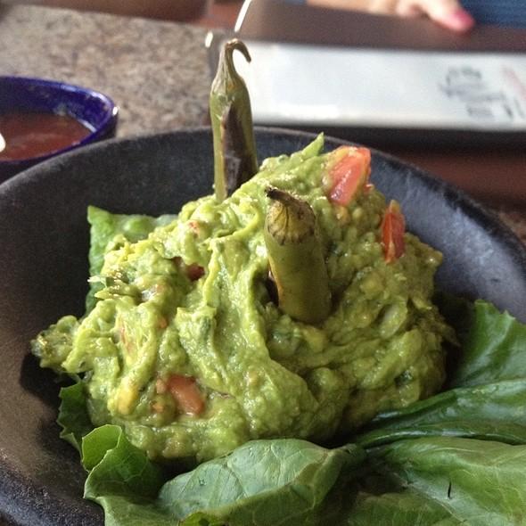 Guacamole - Cava Restaurant & Bar, Santa Barbara, CA