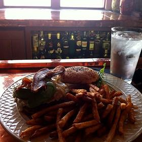 The Granary Burger - The Granary Restaurant, Jackson Hole, WY