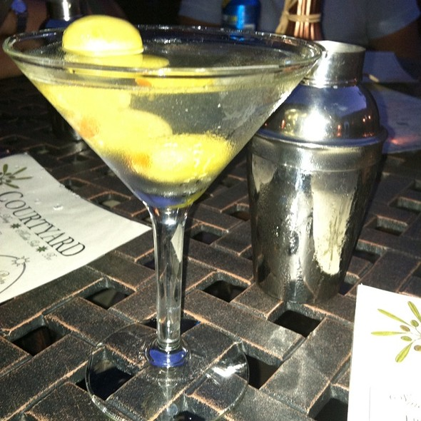 Dirty Martini - Cafe Madison, Riverside, NJ