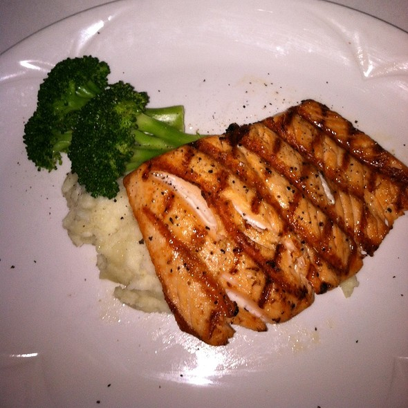 Grilled Salmon - The Chop House - Annapolis, Annapolis, MD