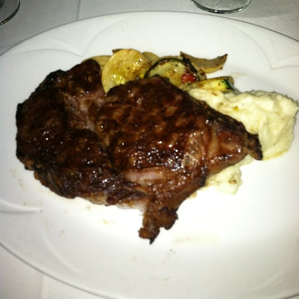 Aged Ribeye - The Chop House - Annapolis, Annapolis, MD