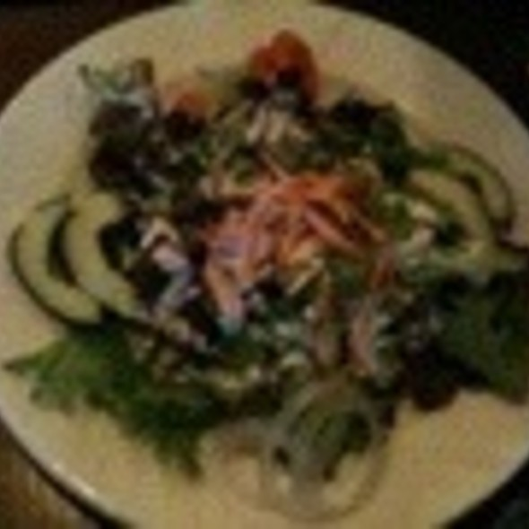 House Salad - Fire & Vine, Virginia Beach, VA