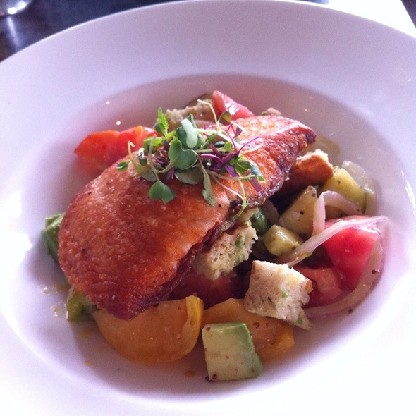 Pan-Seared Salmon - An Urban Table, Prairie Village, KS