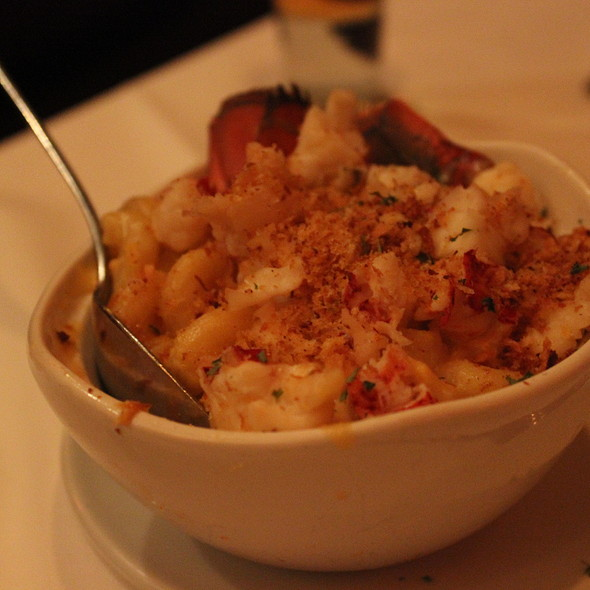 Shrimp & Lobster Mashed Potatoes - Fleming's Steakhouse - Newport Beach, Newport Beach, CA