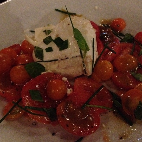 Burrata - Table 3 Restaurant and Market, Nashville, TN