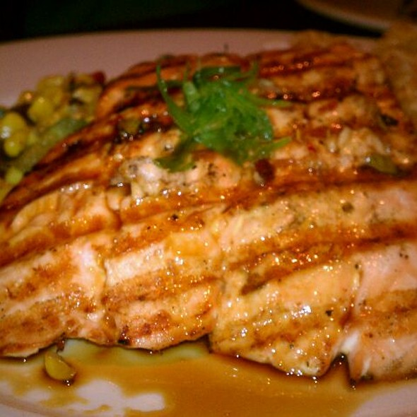 Sweet Chili Glazed Salmon - Kona Grill - Carmel, Carmel, IN