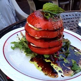 Caprese Salad - Palio - Ann Arbor, Ann Arbor, MI