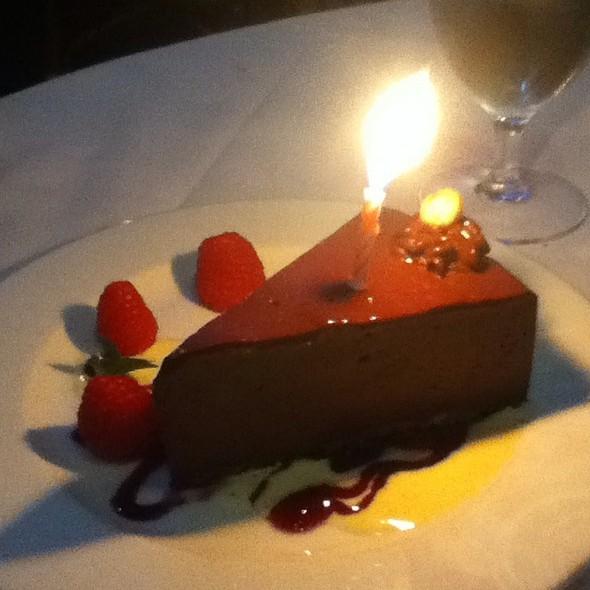 Torta Gianduja - Tempo Restaurant, Buffalo, NY