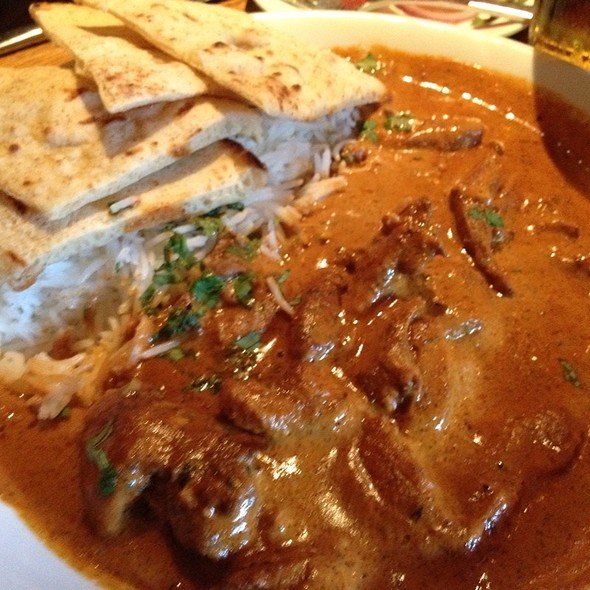 Red Lion Pub - chicken tikka masala - Foodspotting