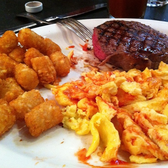 Steak and Eggs - Rush Street, Culver City, CA