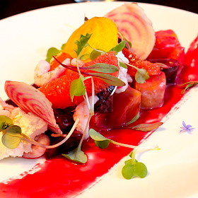 Beet Salad - Suite 701 Lounge Restaurant, Montréal, QC