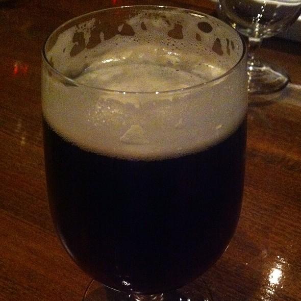 Grimbergen Double Ale - Back Bistro, Folsom, CA
