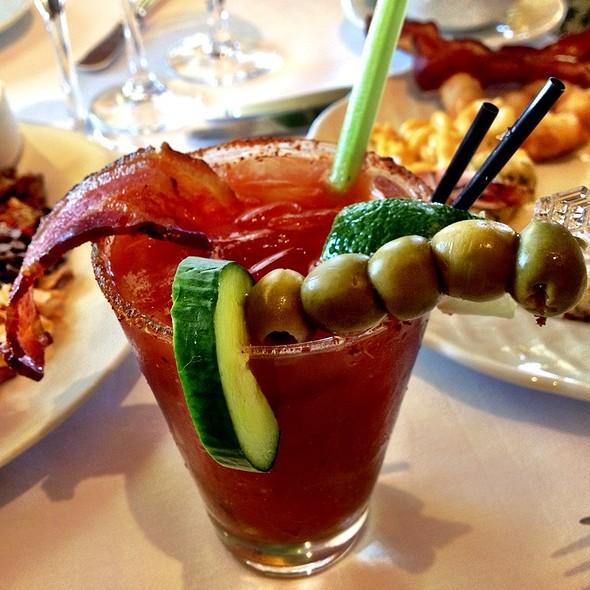 Bloody Mary Cocktail - The Art Gallery @ Four Seasons Hotel Westlake, Westlake Village, CA