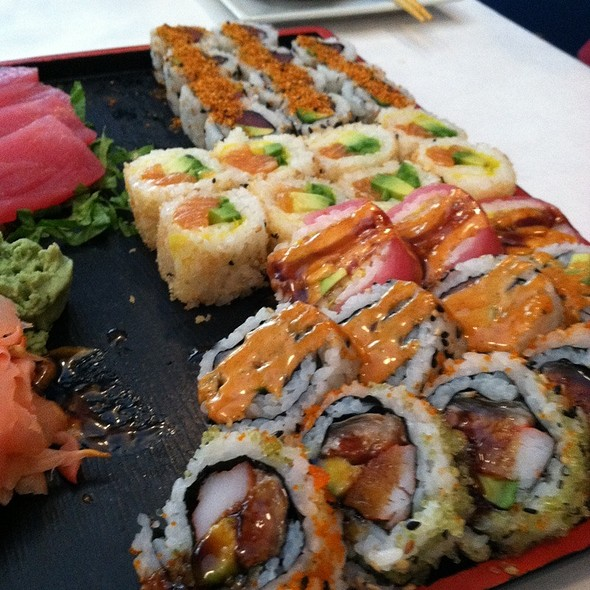 5 Different Rolls - Tsunami - Annapolis, Annapolis, MD