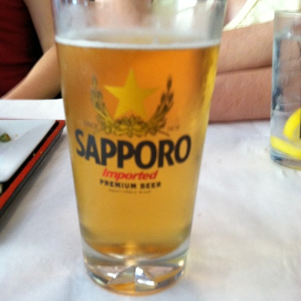 Sapporo on draft - Tsunami - Annapolis, Annapolis, MD