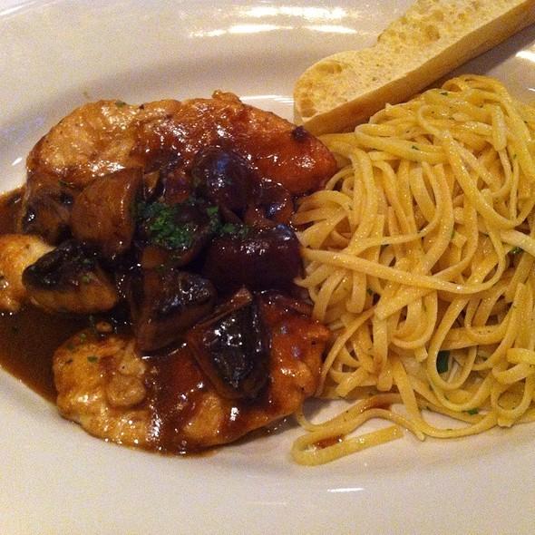 Pancetta Regional Kitchen Bar Northbrook Menu